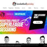 Basketballpaisley Superleague Basketball